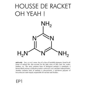 Housse De Racket -EP 1- 2010.07.04 release!